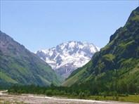 Путешествие на Северный Кавказ в Приэльбрусье