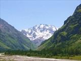 Приэльбрусье. долина Адыр-Су
