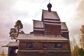 Георгиевская церковь Юксовского погоста