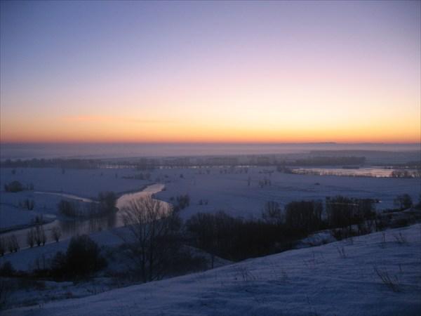 Алтайское утро