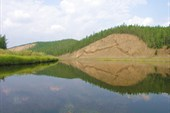 Знаменитая Серебряная гора