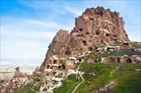Крепость Учхисар