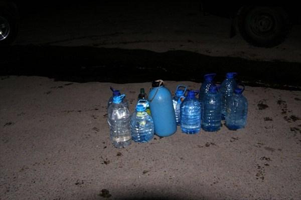 Стратегический запас воды. как окозалось не лишний