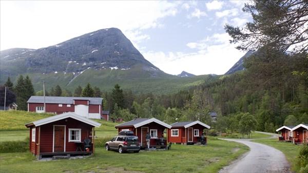 Gudbrandsjuvet Camping