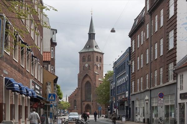 Оденсе. Дания