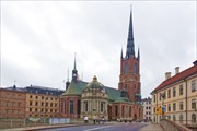 Стокгольм. Центр.