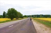 Велопоход по Прибалтике: Россия-Литва-Латвия в июле 2018