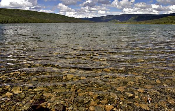 Wander lake
