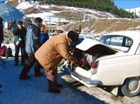 Эльбрус. Зима 2004 ком. Сельвачев