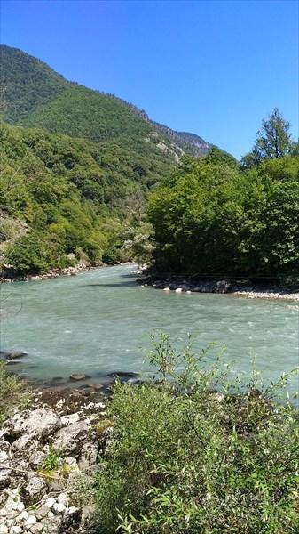 Река Бзыбь