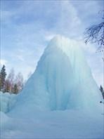Автобродяга: ледяной фонтан Зюраткуль