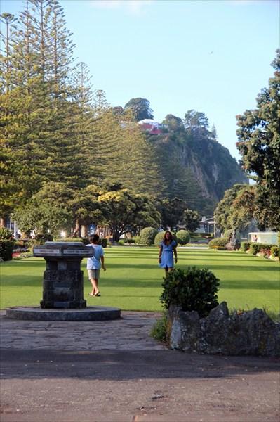 Парк в Нейпире