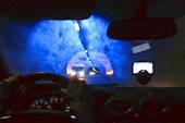Цветная галерея в тоннеле