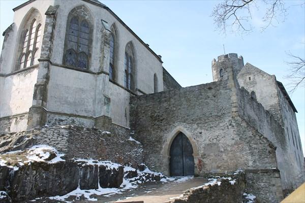 Церковь августинского монастыря