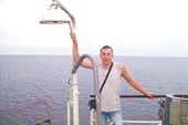 На танкере
