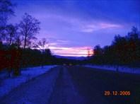 Ю.Урал, Пропащая яма, январь 2006