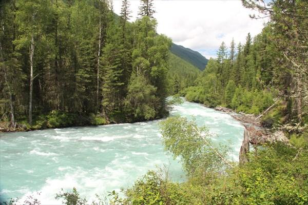 Река Кучерла