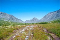 Тундра-хребет Хибины