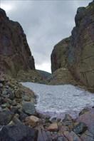 Ущелье Рамзая-хребет Хибины