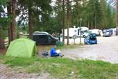 Кемпинг Camping Sass Dlacia