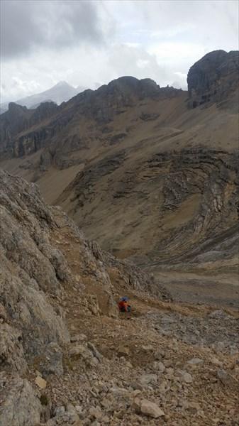 Лаварела (Lavarella) 3055 м. Доломиты