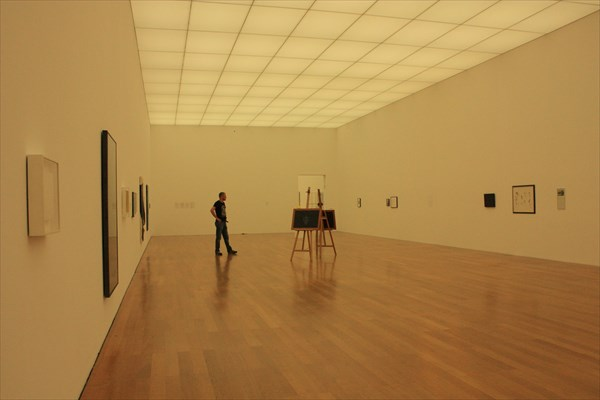 Лихтенштейн. Музей современного искусства.