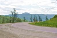 Ябоганский перевал