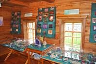 Музейная коллекция минералов