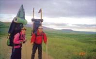ОБАНА на Полярном Урале 2004