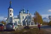 Церковь в Салаире