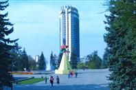 """Фото 11. Алматы. Отель """"Казахстан"""""""