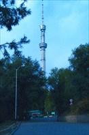 Фото 12. Алматинская телевышка