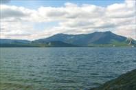 Фото 40. Окрестности Кокшетау. Озеро Боровое