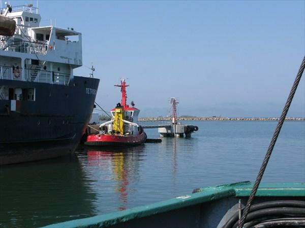 Порт Кавказ.