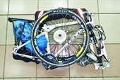 Заархивированный велосипед