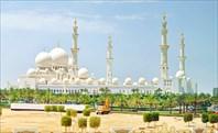 Потрясающая мечеть Заида