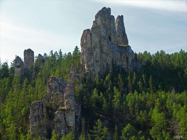 Скальные замки
