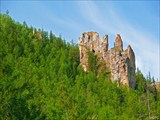Замок в тайге