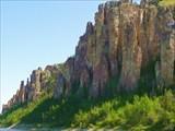 Ленские скалы после смотровой площадки