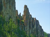 Ленские скалы