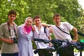 в парке тегерана