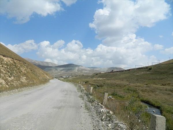 Дорога к Зодскому перевалу