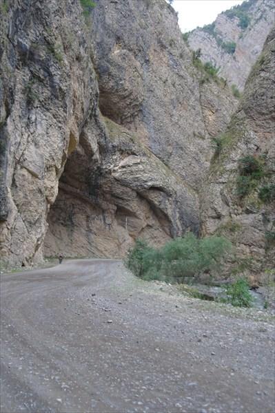 Ущелье р. Тертер
