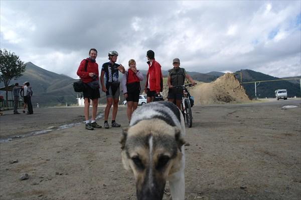Встреча на Лысогорском перевале