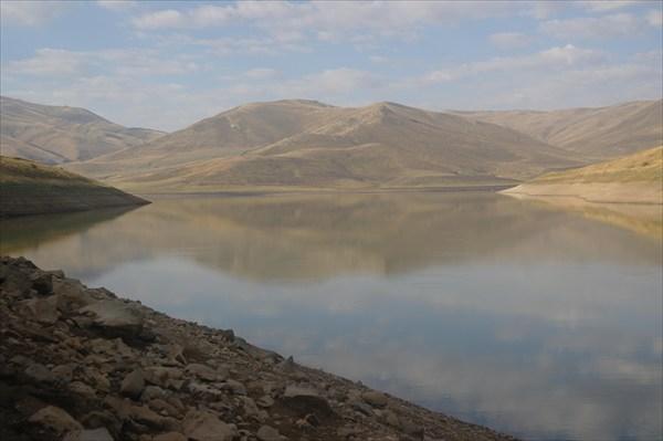 Спандарянское водохранилище