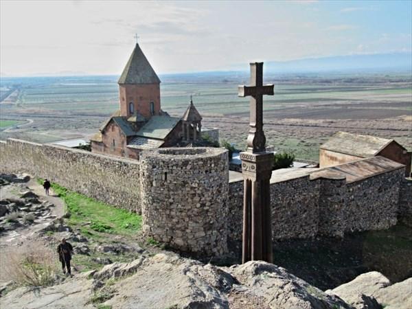 Монастырь Хор Вирап.