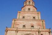 Башня Сююмбике - почти Пизанская