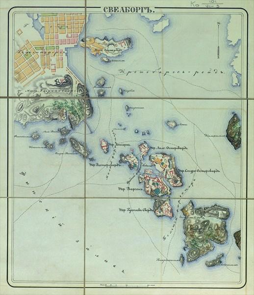 268-Свеаборг,1830