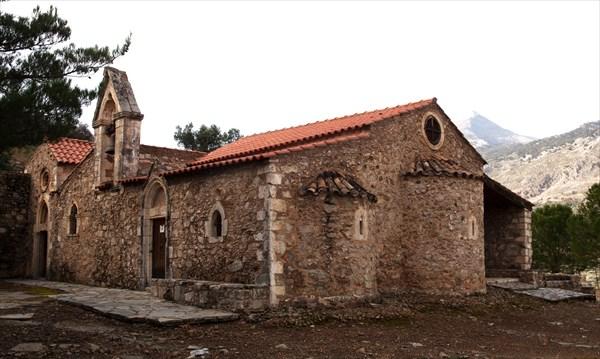 156.Монастырь