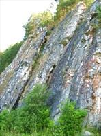 Скалы на р.Чусовая
